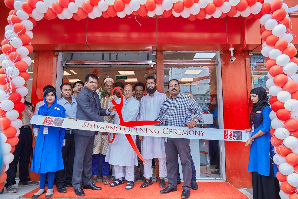 Shwapno's 55th outlet opened in Mirpur 6