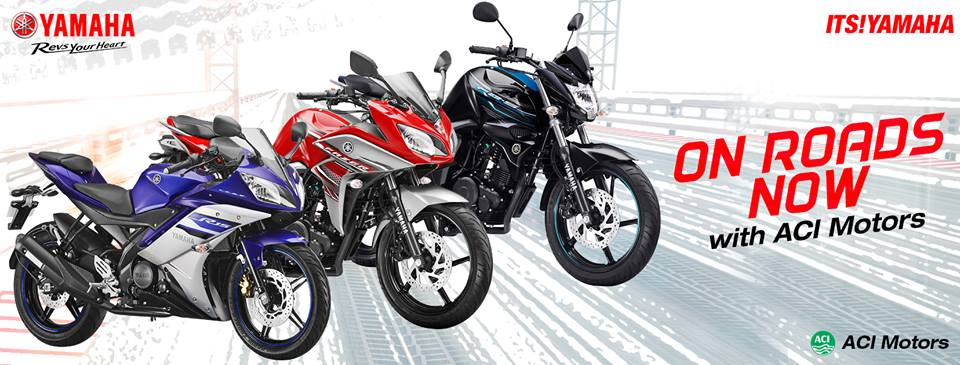 ACI Motors Ltd. Launched YAMAHA Motorcycles in Bangladesh